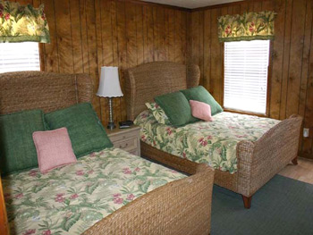 Guest bed #3 of Isle Call - Gulf Shores Beach House for Rent